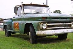 De vrachtwagen royalty-vrije stock afbeelding