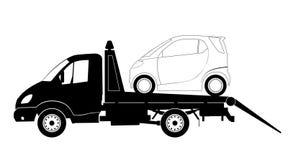 De vrachtwagen van Lkw Royalty-vrije Stock Foto's