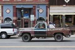 De Vrachtwagen van Reto royalty-vrije stock foto's