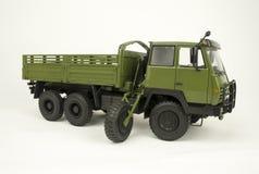 De vrachtwagenmodel 2 van de stortplaats Stock Foto