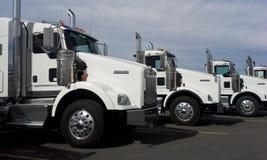 2015 de Vrachtwagens van Kenworth T800 Stock Foto