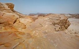 De Vrede en de kalmte van de Woestijn Stock Foto's