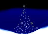 De vrede van Kerstmis Stock Foto