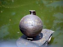 De vrede van de wereld Stock Afbeelding