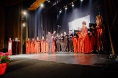 DE VREDESgebeurtenis 2014 VAN SARAJEVO Royalty-vrije Stock Fotografie