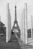 De vredesmuur van Parijs Stock Fotografie