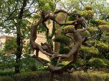 De Vredespark van Nagasaki stock foto