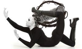 De Vreemde Vrouw van de Fantasie sc.i-FI Stock Afbeeldingen