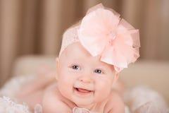 De vreugde van de baby Royalty-vrije Stock Afbeeldingen