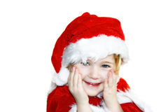 De vreugde van Kerstmis Royalty-vrije Stock Foto