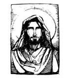 De vriend van Jesus vector illustratie