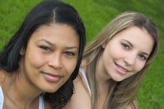 De Vrienden van de vrouw Royalty-vrije Stock Fotografie