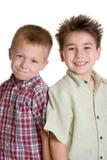 De Vrienden van kinderen stock afbeeldingen