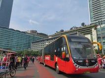 De vrije dag van de Auto van Djakarta Royalty-vrije Stock Afbeeldingen