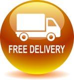De vrije knoop van het leveringsWeb royalty-vrije illustratie