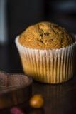 De Vrije Muffin van het gluten Stock Afbeelding