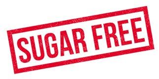 De vrije rubberzegel van de suiker Stock Afbeelding
