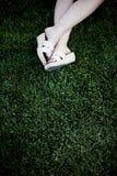 De vrije tijd van de zomer Stock Foto's