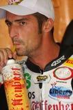 De Vrijheid Effenbert van Smrz Ducati 1098R van Jakub Stock Afbeeldingen