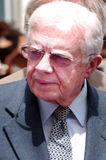 De vroegere V S President Jimmy Carter Stock Foto's