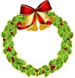 De vrolijke achtergrond van Kerstmis Royalty-vrije Stock Afbeelding