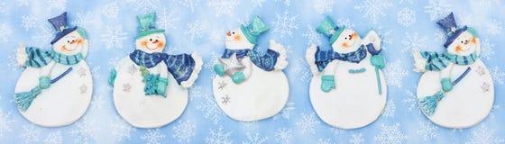 De vrolijke Achtergrond van Kerstmis Stock Foto