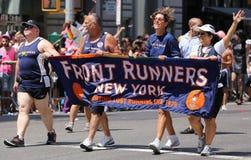 De Vrolijke Trots 2014, de stad van New York, de V.S. Stock Foto's