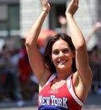 De Vrolijke Trots 2014, de stad van New York, de V.S. Royalty-vrije Stock Afbeelding