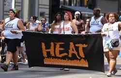 De Vrolijke Trots 2014, de stad van New York, de V.S. Royalty-vrije Stock Foto