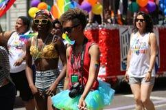 De Vrolijke Trots 2014, de stad van New York, de V.S. Royalty-vrije Stock Afbeeldingen
