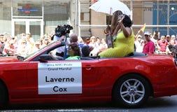 De Vrolijke Trots 2014, de stad van New York, de V.S. Royalty-vrije Stock Fotografie