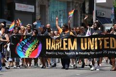 De Vrolijke Trots 2014, de stad van New York, de V.S. Stock Fotografie
