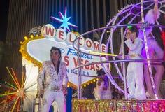 De vrolijke trots van Las Vegas Royalty-vrije Stock Afbeeldingen