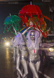 De vrolijke trots van Las Vegas Royalty-vrije Stock Fotografie