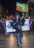 De vrolijke trots van Las Vegas Royalty-vrije Stock Foto's