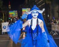 De vrolijke trots van Las Vegas Stock Afbeeldingen
