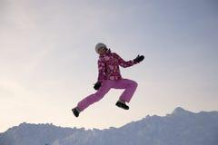 De vrolijke winter Royalty-vrije Stock Fotografie