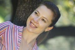 De vrouw Royalty-vrije Stock Foto's