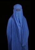 De Vrouw van Afghanistan Stock Foto's