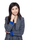 De vrouw van Azië stock foto