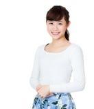 De vrouw van Azië royalty-vrije stock afbeeldingen