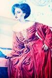 De vrouw van de fantasie Royalty-vrije Stock Foto's