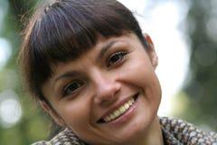 De vrouw van de herfst #29 Royalty-vrije Stock Fotografie