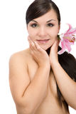 De vrouw van de schoonheid Royalty-vrije Stock Afbeeldingen