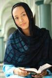 De Vrouw van het mohammedanisme Royalty-vrije Stock Foto