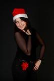 De Vrouw van Santas Stock Fotografie