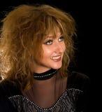 De Vrouw van Witchy royalty-vrije stock fotografie
