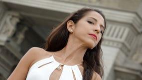 De Vrouwelijke Advocaat van Latina stock foto's
