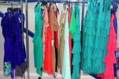 De vrouwen kleden zich Stock Foto