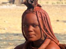 De vrouwen van Himba Stock Foto